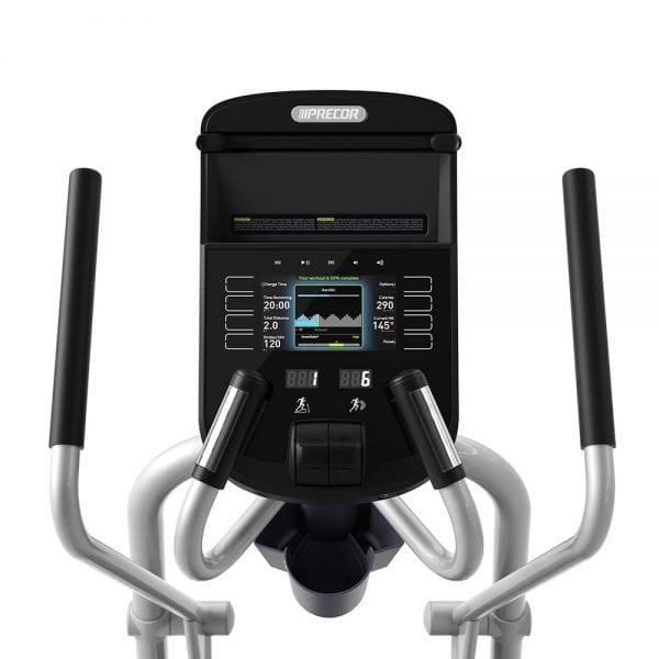 Precor Fitness EFX245 Energy Series Elliptical Trainer Console