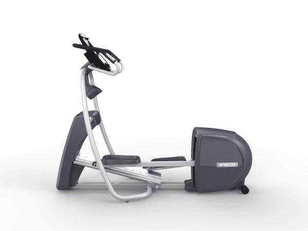 Precor Fitness EFX443 Precision Series Elliptical Trainer Side