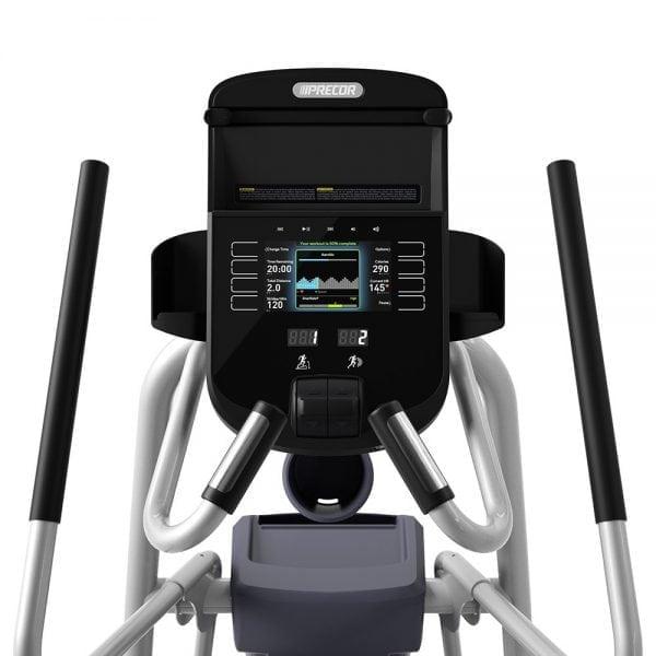 Precor Fitness EFX447 Precision Series Elliptical Trainer Console