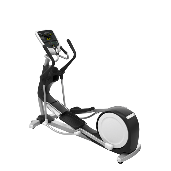 Precor Fitness EFX731 Experience Series Elliptical Trainer Silver
