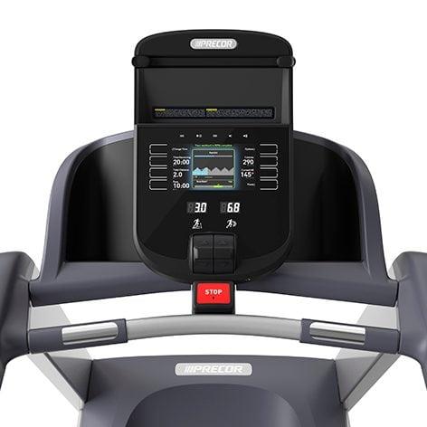 Precor Fitness TRM 445 Precision Series Treadmil Console