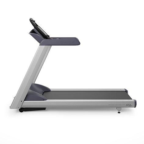 Precor Fitness TRM 445 Precision Series Treadmil Side