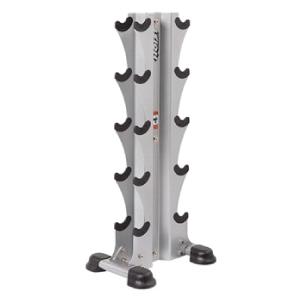 Hoist Fitness HF-5459 5 PAIR VERTICAL DUMBBELL RACK (5 PAIRS) – Oversized Dumbbells