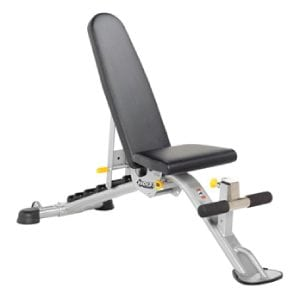 Hoist Fitness HF-5165 7 Position F.I.D Bench