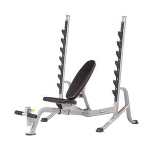 Hoist Fitness HF-5170 7-POSITION F.I.D. OLYMPIC BENCH