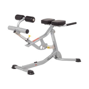 Hoist Fitness HF-5664 Ab/Back Roman Hyper Bench