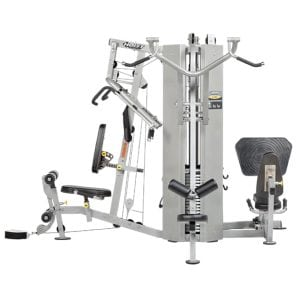 Hoist Fitness H-4400 4 Stack Multi-Station Gym 2
