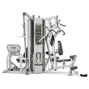 Hoist Fitness 4400 4 Stack Multi-Gym with Fixed Pressing Arm