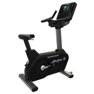 Life Fitness Club Series Upright Lifecycle Bike