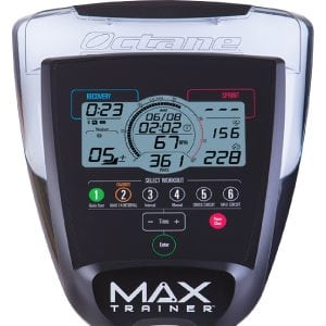 Octane Fitness MTX Max Trainer HIIT Machine