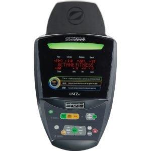 Octane Fitness Q47 Elliptical Trainer XI Console