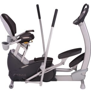 Octane Fitness XR4 Seated Recumbent Elliptical Trainer Side