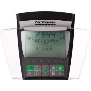 Octane Fitness ZR7 Running Machine Console