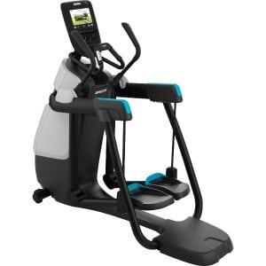 Precor Fitness AMT 865 Adaptive Motion Trainer Black