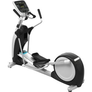Precor Fitness EFX 635 Elliptical Gray