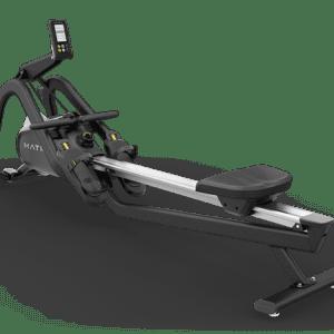 Matrix Fitness Rower – Electromagnetic Indoor Rowing Machine