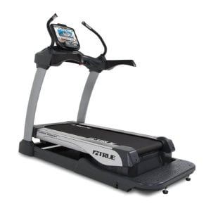 True Fitness Alpine Runner with Emerge Console