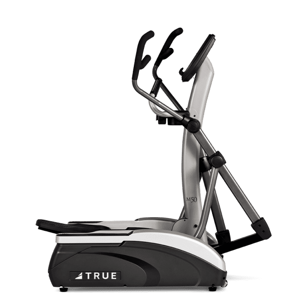 True Fitness XM50 Ellipitical Side