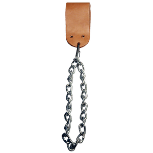 Body-Solid Leather Dip Strap