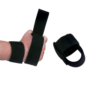 Body-Solid Pair Nylon Power Lifting Straps