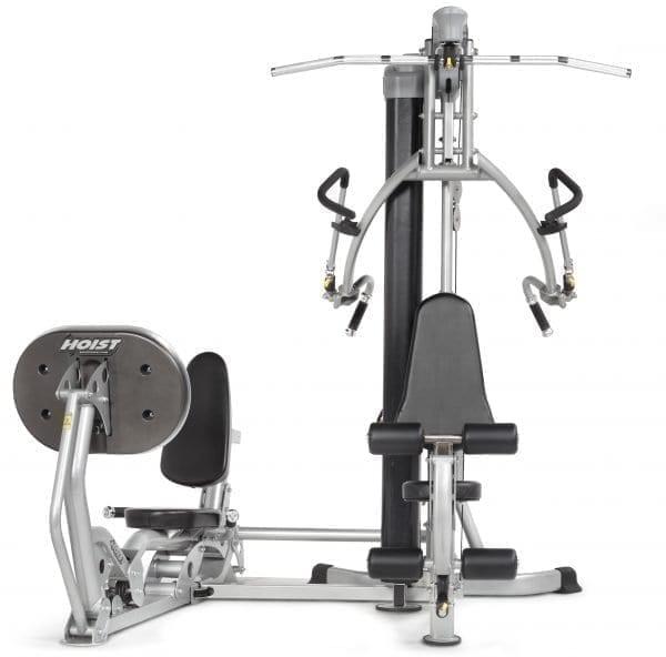 Mi1 Home Gym Front Ride Leg Press