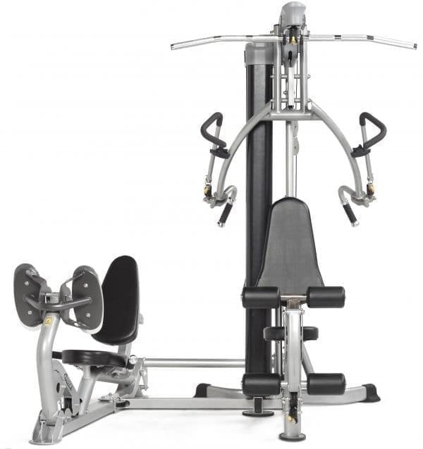 Mi1 Home Gym Front Stationary Leg Press