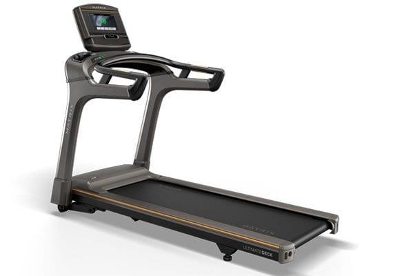 Matrix Fitness T30 Treadmill XER Console