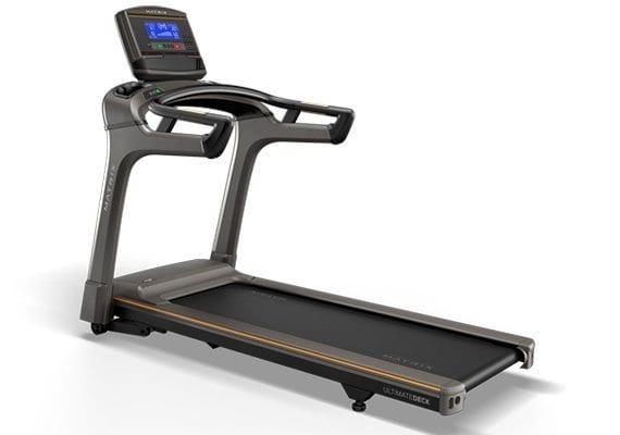 Matrix Fitness T30 Treadmill XR Console