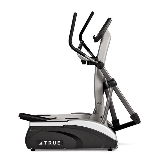 True Fitness M30 Elliptical Side