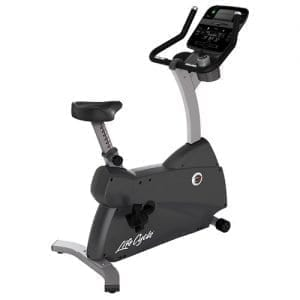 Life Fitness C3 Lifecycle Upright Exercise Bike