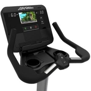 Life Fitness Club Series+ Lifecycle Upright Exercise Bike