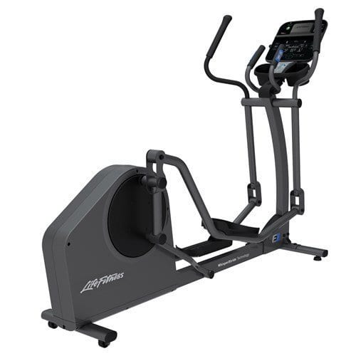 E1 Elliptial Cross-Trainer Track Connect