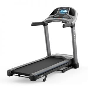Horizon Fitness Elite T7-02 Folding Treadmill