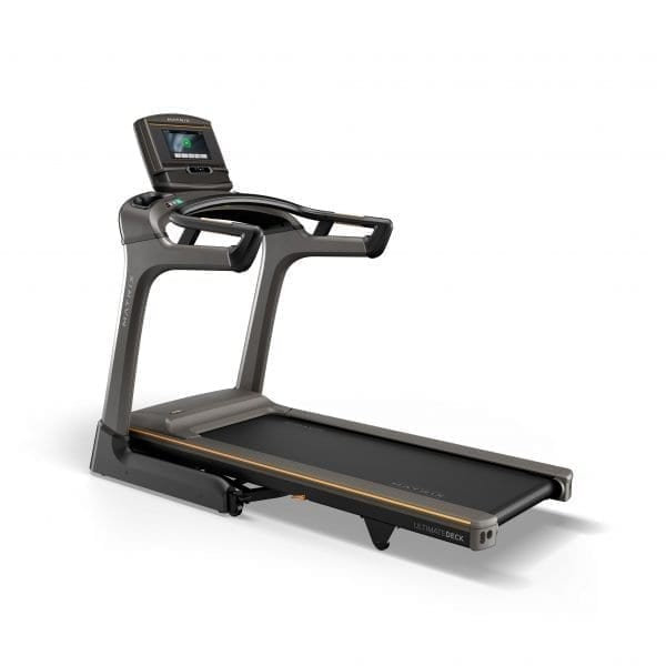 Matrix Fitness TF30 Folding Treadmill XER