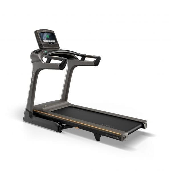 Matrix Fitness TF30 Folding Treadmill XIR