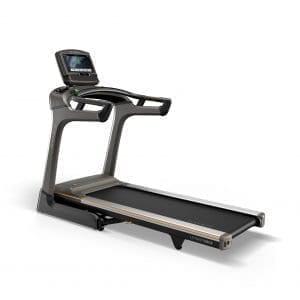 Matrix Fitness TF50 Folding Treadmill