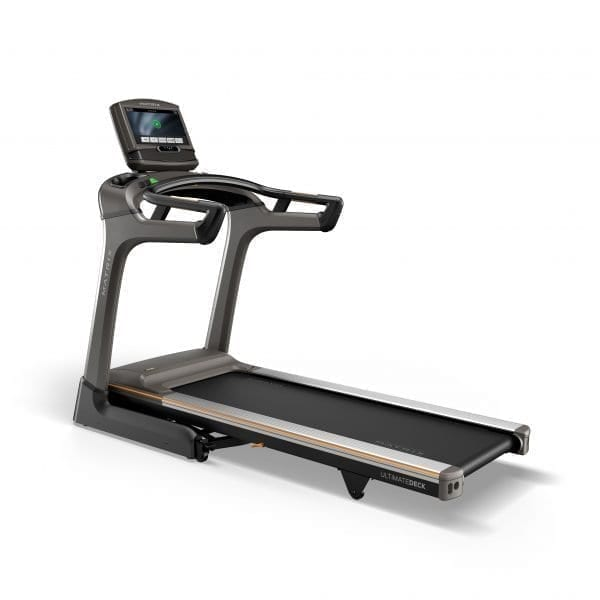 Matrix Fitness TF50 Folding Treadmill XIR