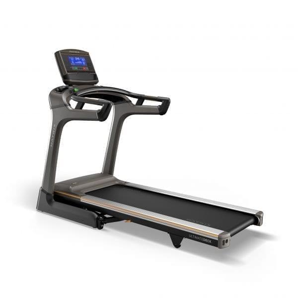 Matrix Fitness TF50 Folding Treadmill XR