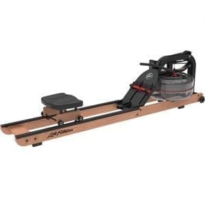 Life Fitness Row HX Trainer Indoor Rowing Machine