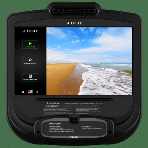 True Fitness Envision 16 Console