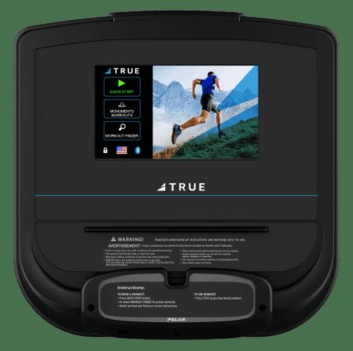 True Fitness Envision 9 Console
