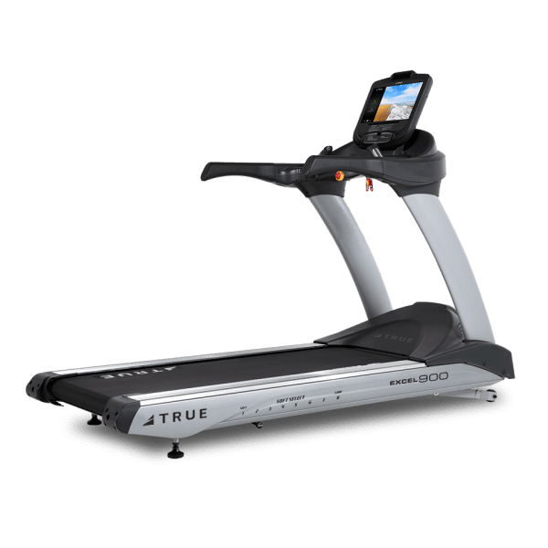 True Fitness Excel 900 Treadmill Diagonal