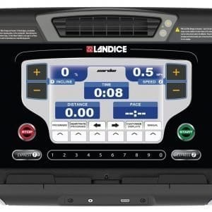 Landice L10 Club Treadmill